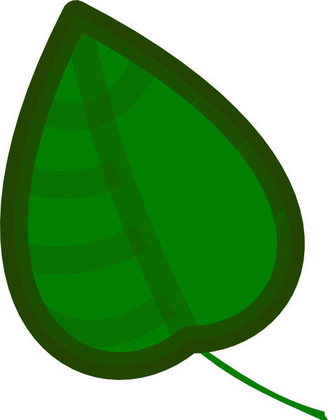 468x599 Leaf Clip Art