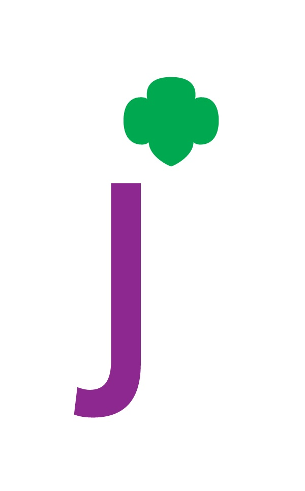 Junior Girl Scout Logo