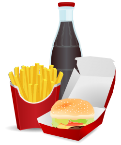 250x300 Fast Food Clip Art Download