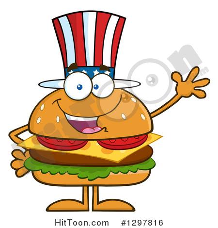 450x470 Fast Food Clipart