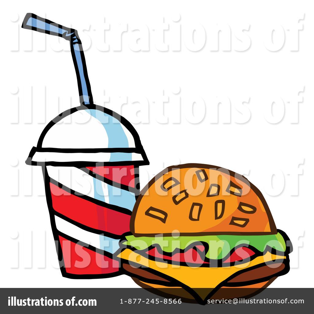 1024x1024 Fast Food Clipart