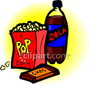 300x283 Snack Bag With Food Clipart
