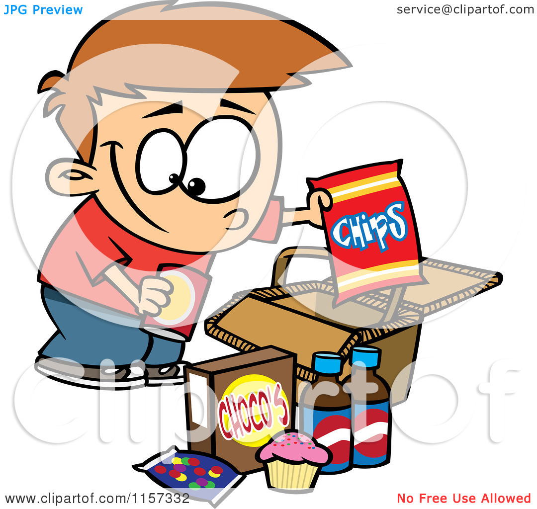 1080x1024 Animated Junk Food Clipart