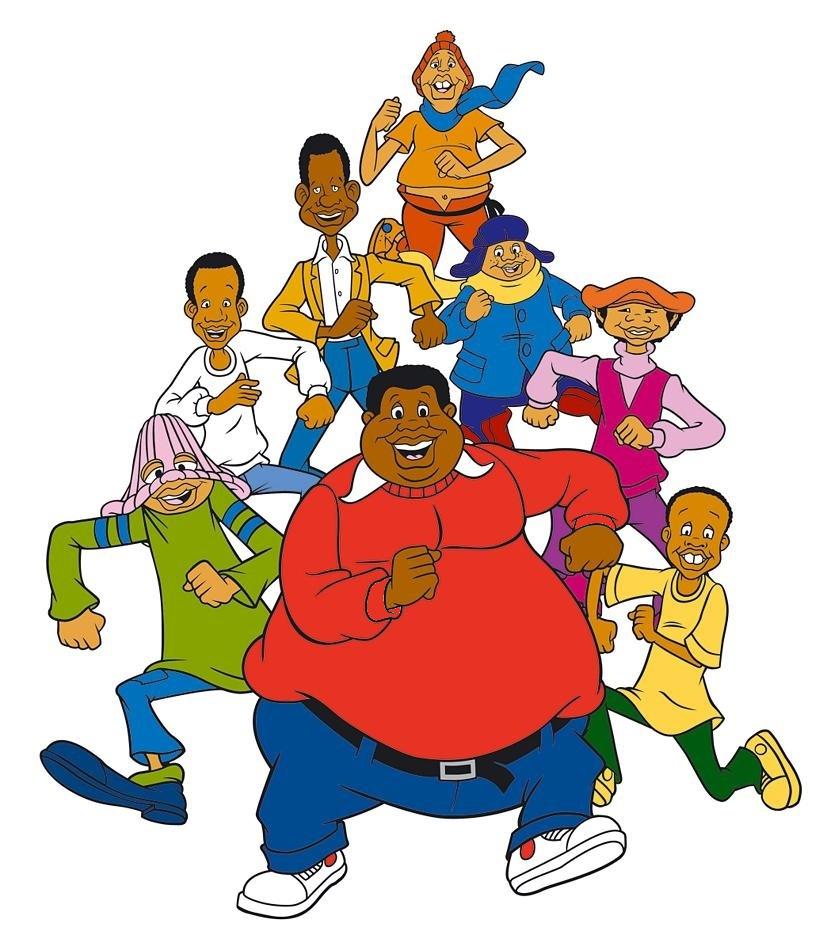 827x950 The Junkyard Gang Fat Albert Wiki Fandom Powered By Wikia
