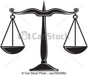 300x256 Cool Scales Of Justice Clipart Vector Csp15543952 Search Clip Art