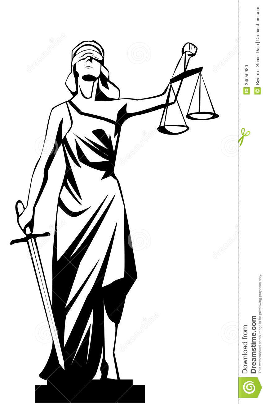 858x1300 Goddess Clipart Lady Justice