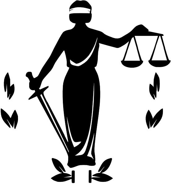 552x595 Jpg Law Justice Clip Art