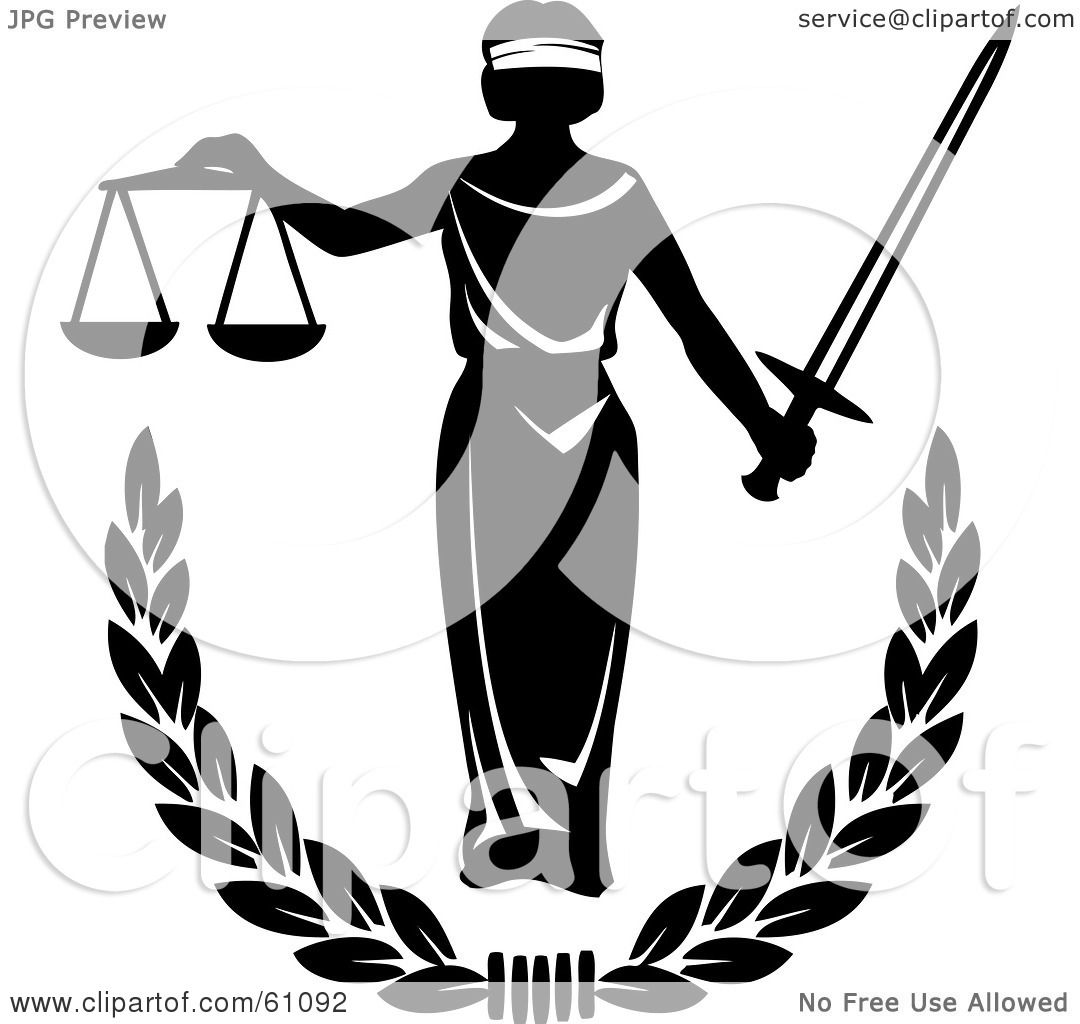 1080x1024 Scale Clipart Blind Justice