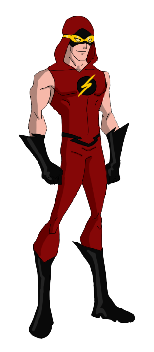 316x720 Flash Clipart Justice League