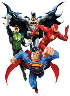 236x320 Justice League Clipart