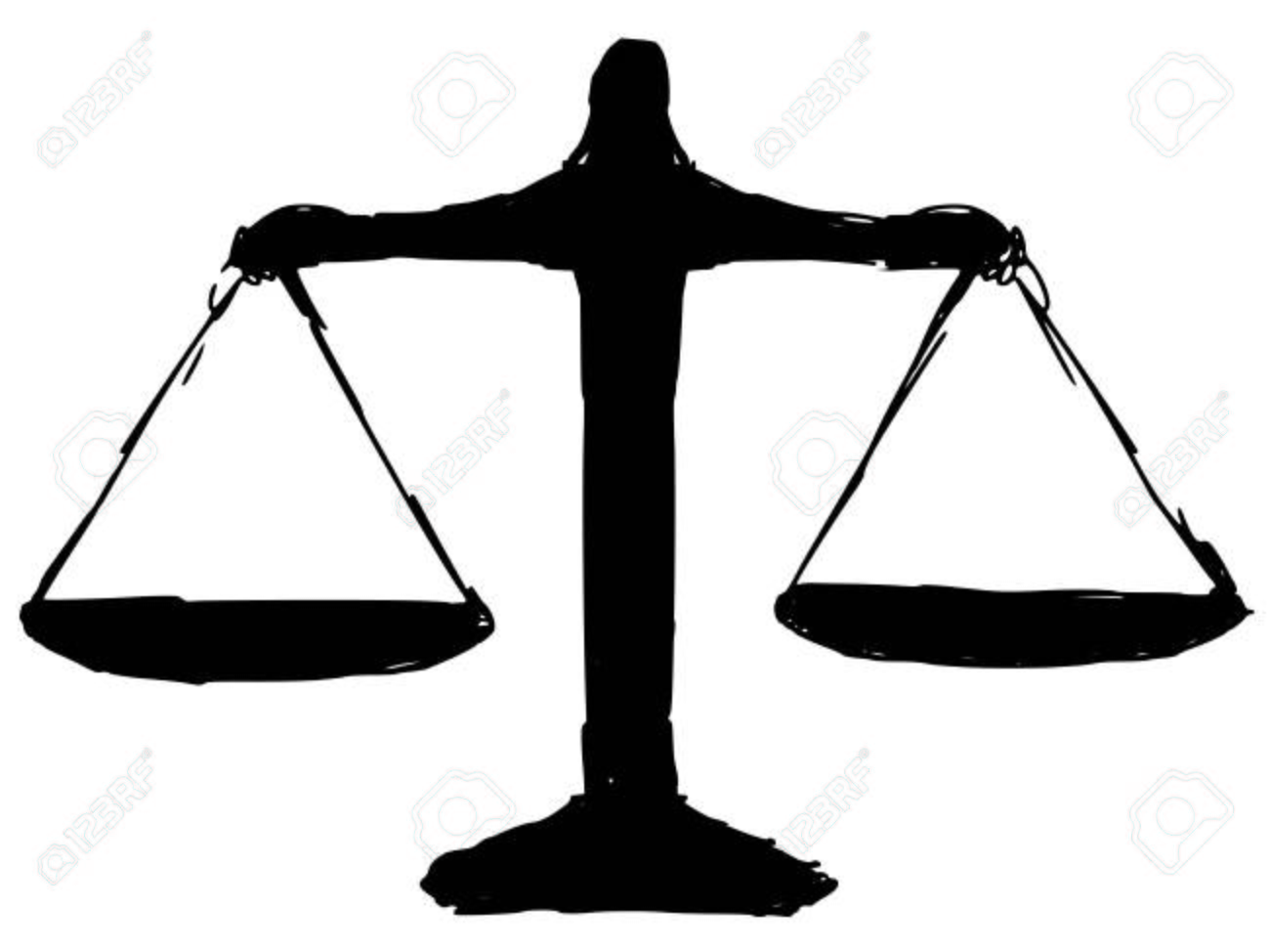 Justice scales clipart free download best justice scales clipart 1300x974 black silhouette of justice scales royalty free cliparts vectors biocorpaavc Images