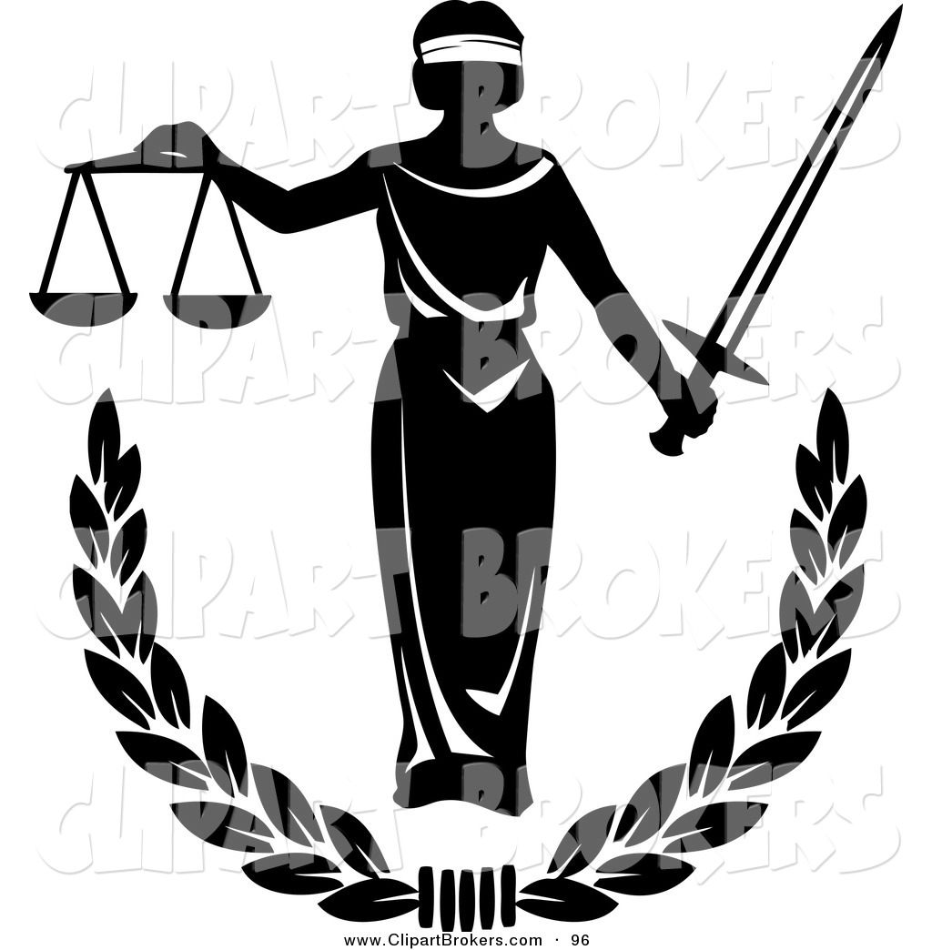 Justice scales clipart free download best justice scales clipart 1024x1044 clip art of a blind justice holing scales and a sword over a buycottarizona