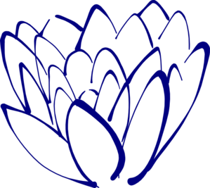 299x267 Blue Rose Clipart Blue Lotus