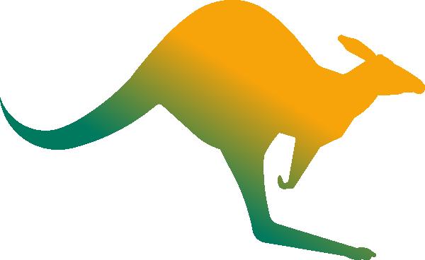 Kangaroo Clipart Free