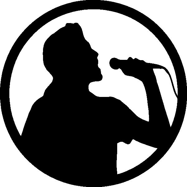 600x600 Karaoke Icon Clip Art