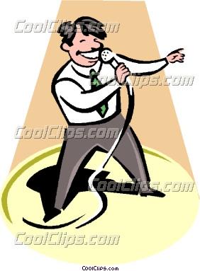 282x383 Karaoke Free Clipart 2116184