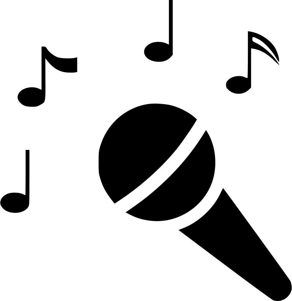 952x980 Karaoke Svg Png Icon Free Download ( 496903)