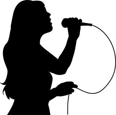 380x376 Karaoke Clipart