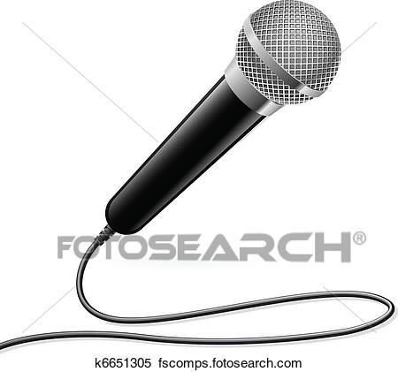 450x421 Clipart Of Microphone For Karaoke K6651305