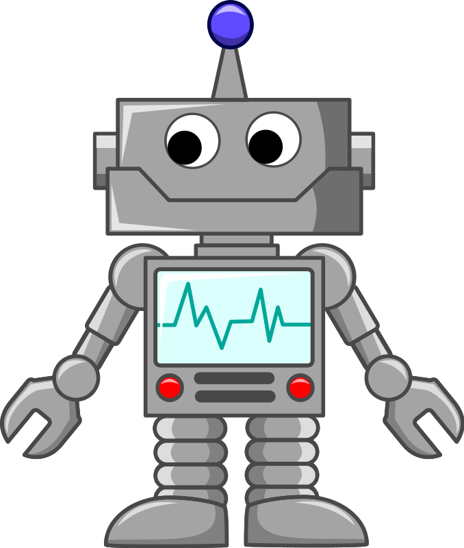 678x800 Robot Free Download Clip Art Free Clip Art On Clipart Library