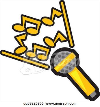 346x370 Clipart Karaoke