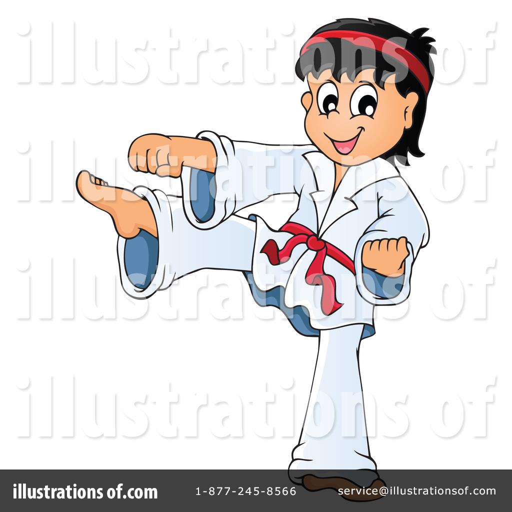 1024x1024 Karate Clipart