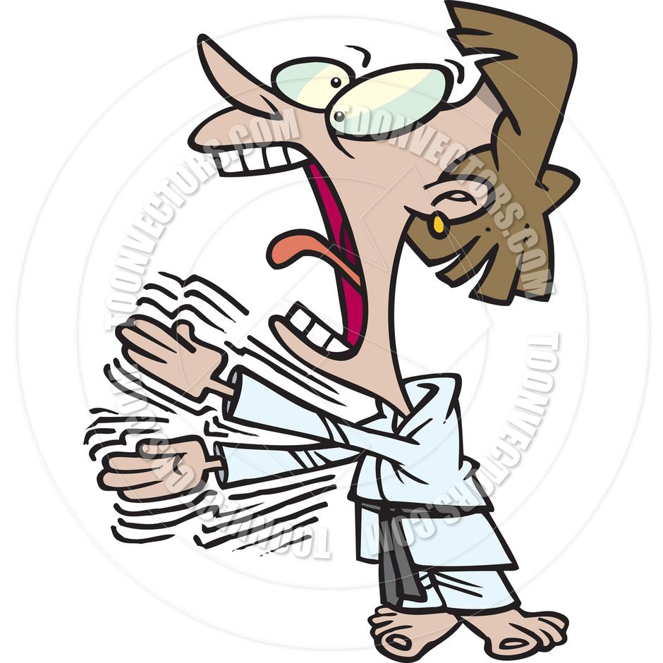 940x940 Karate Chop Moving Clipart