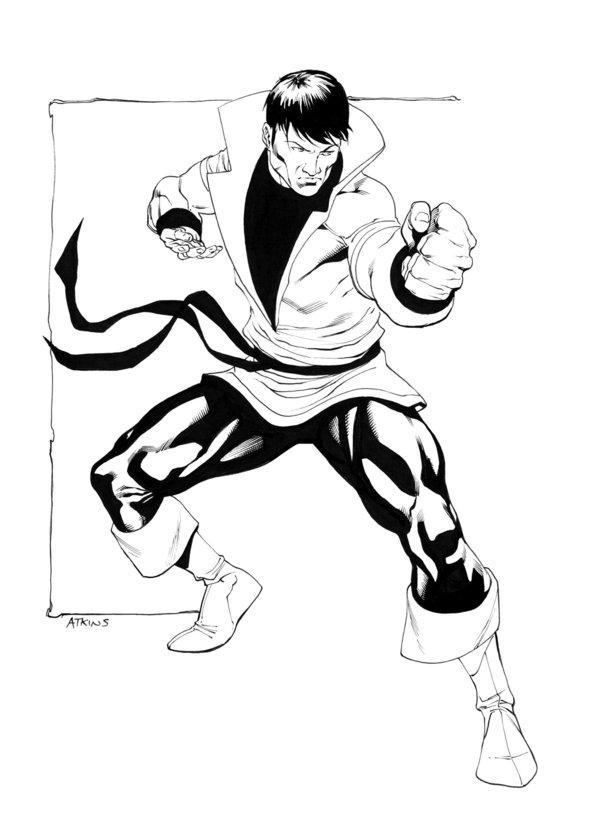 600x826 Karate Kid Sotd Losh By Robertatkins