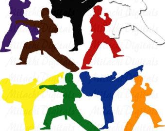 340x270 Top 60 Karate Clip Art