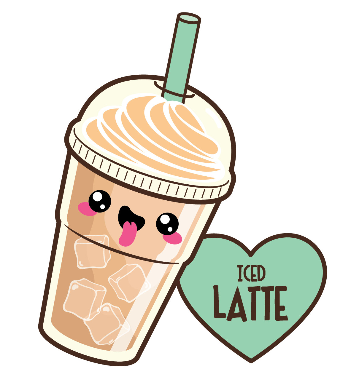 1183x1299 Coffee Clipart Kawaii
