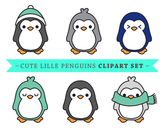 570x453 Premium Vector Penguin Clip Art Cute Penguin Clip Art