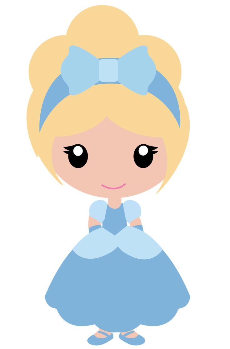 736x1117 Princess Clipart Kawaii