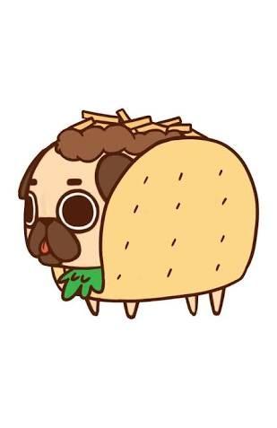 309x477 Taco Clipart Kawaii