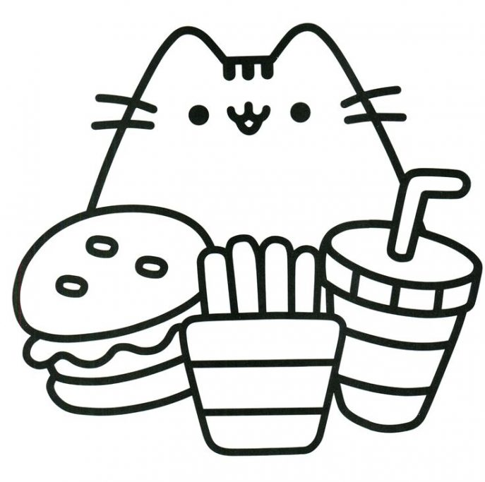 Kawaii Coloring Pages | Free download best Kawaii Coloring Pages ...