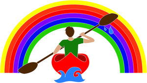 300x170 Free Kayaking Clipart Image 0515 1102 2412 2860 Acclaim Clipart