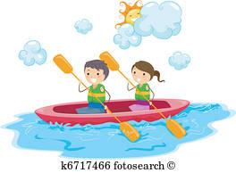 264x194 Kayak Clip Art And Illustration. 2,109 Kayak Clipart Vector Eps