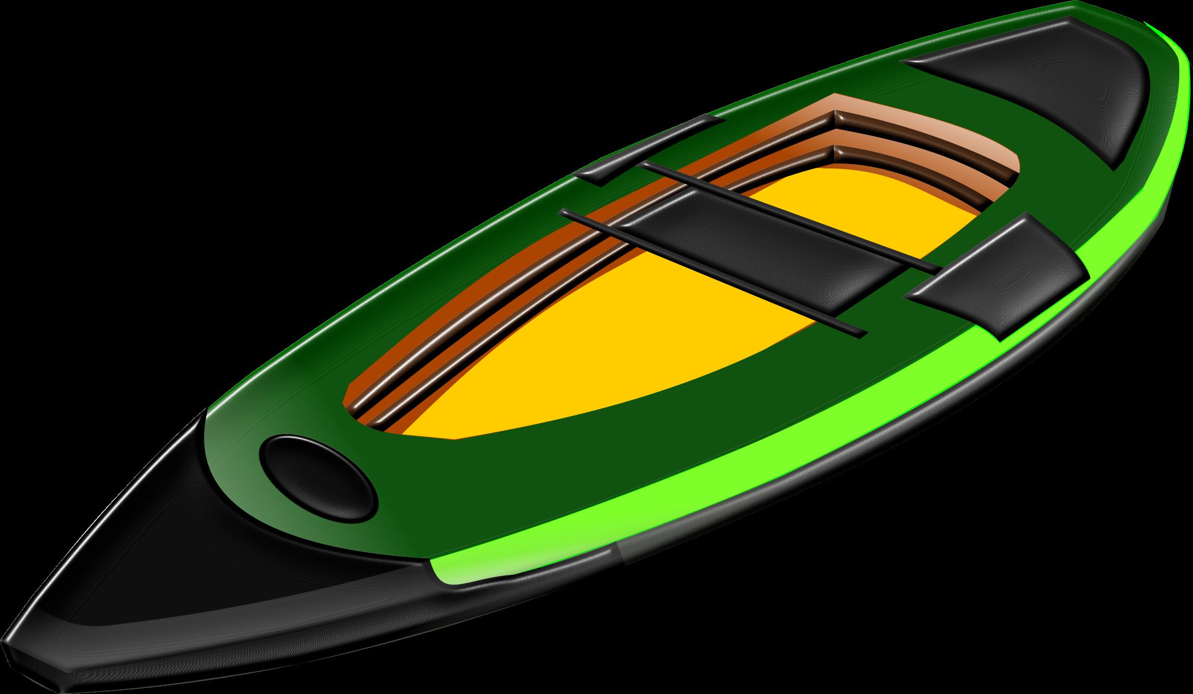 2400x1396 Kayak Clipart 2143722