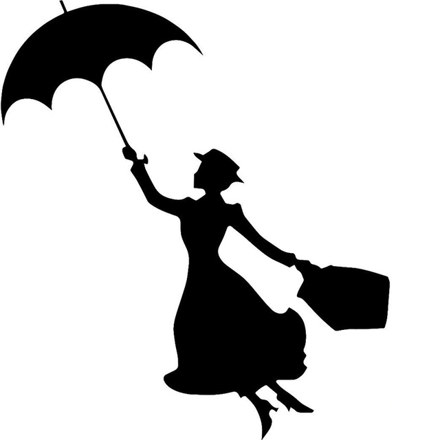 640x640 The Wind Beautiful Girl Hand Holding An Umbrella Happy Beautiful