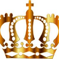 200x200 Keep Calm Crown Clipart