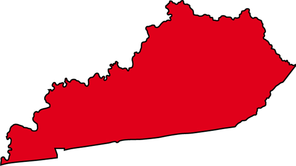 1000x560 Kentucky Outline Clipart