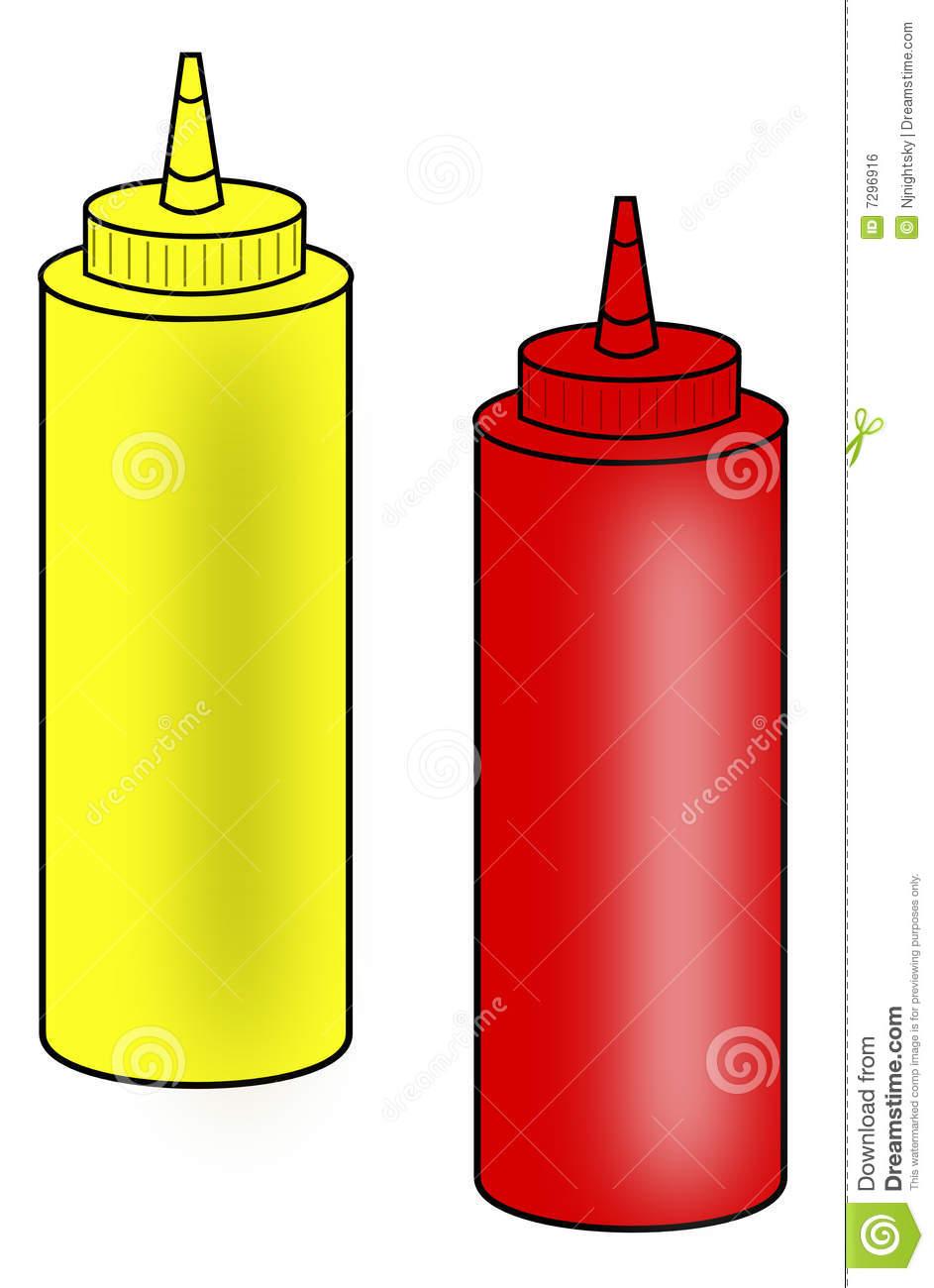943x1300 Bottle Clipart Ketchup Bottle