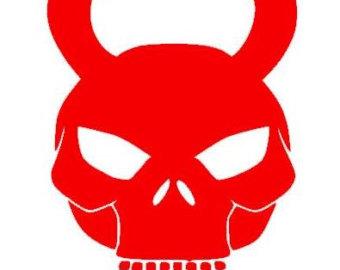 340x270 Skull Clipart Kettlebell