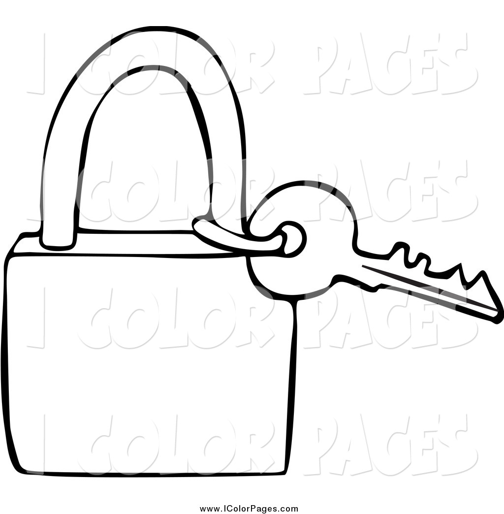 house key coloring pages - photo#49