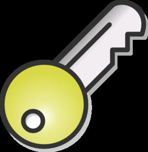 291x298 Key Clip Art