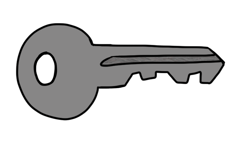803x456 Key Clip Art
