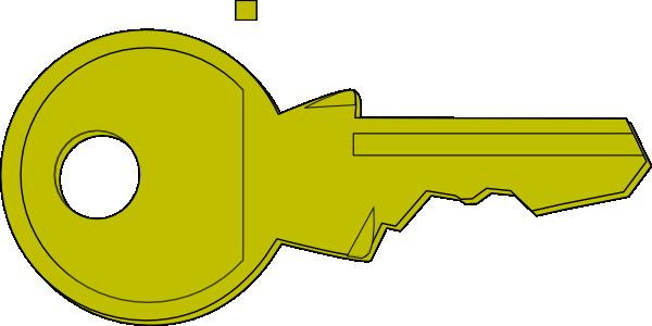 600x300 Key For The Lock Clip Art