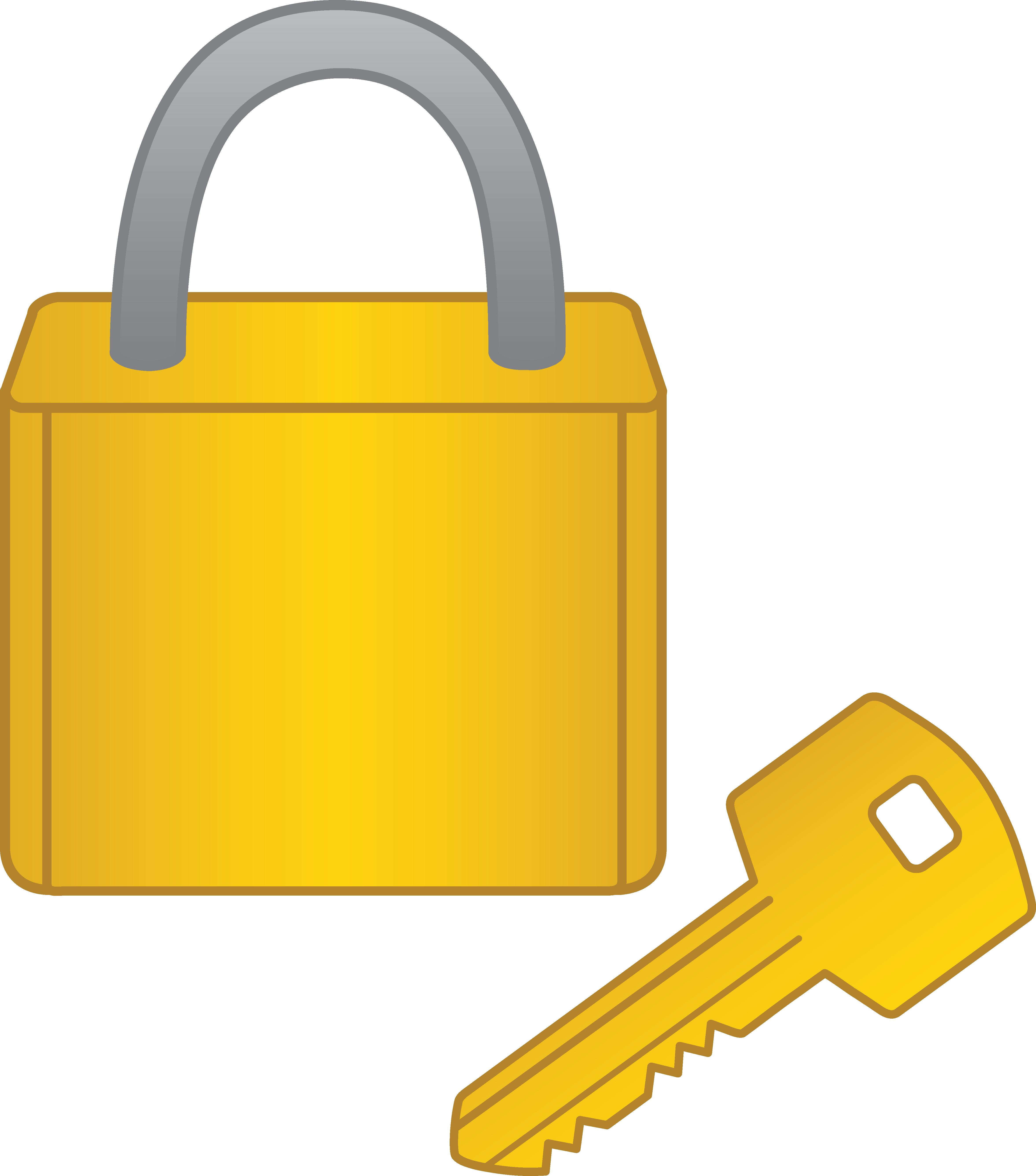 4707x5343 Key Clipart Key Lock