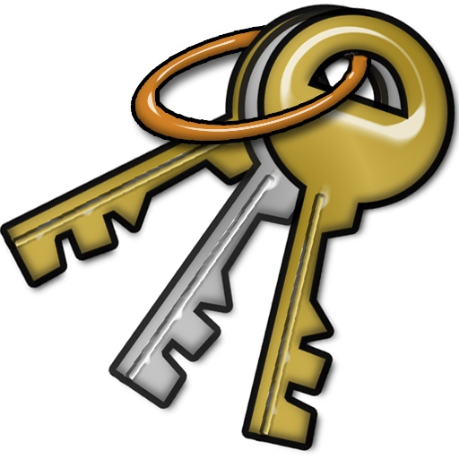 512x512 Keys Clipart