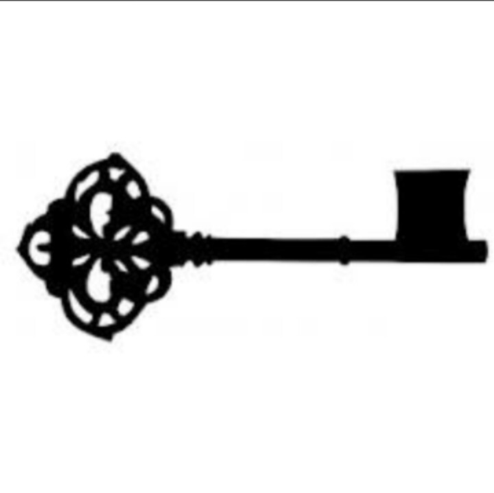 720x718 Key Black And White Key Clip Art Black And White Free Clipart