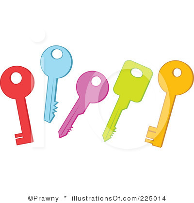 400x420 Free Key To Success Clipart
